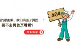 河南SEO:个性404网页错误代码分享