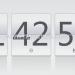 css3实现网页电子时钟代码