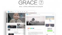 WordPress主题:苏醒Grace7.0主题模板